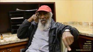 """Baba Dick GREgory Wakes Em Up: False Flags & Patriot GaMEs 2015..."""" #RichManTricks"""