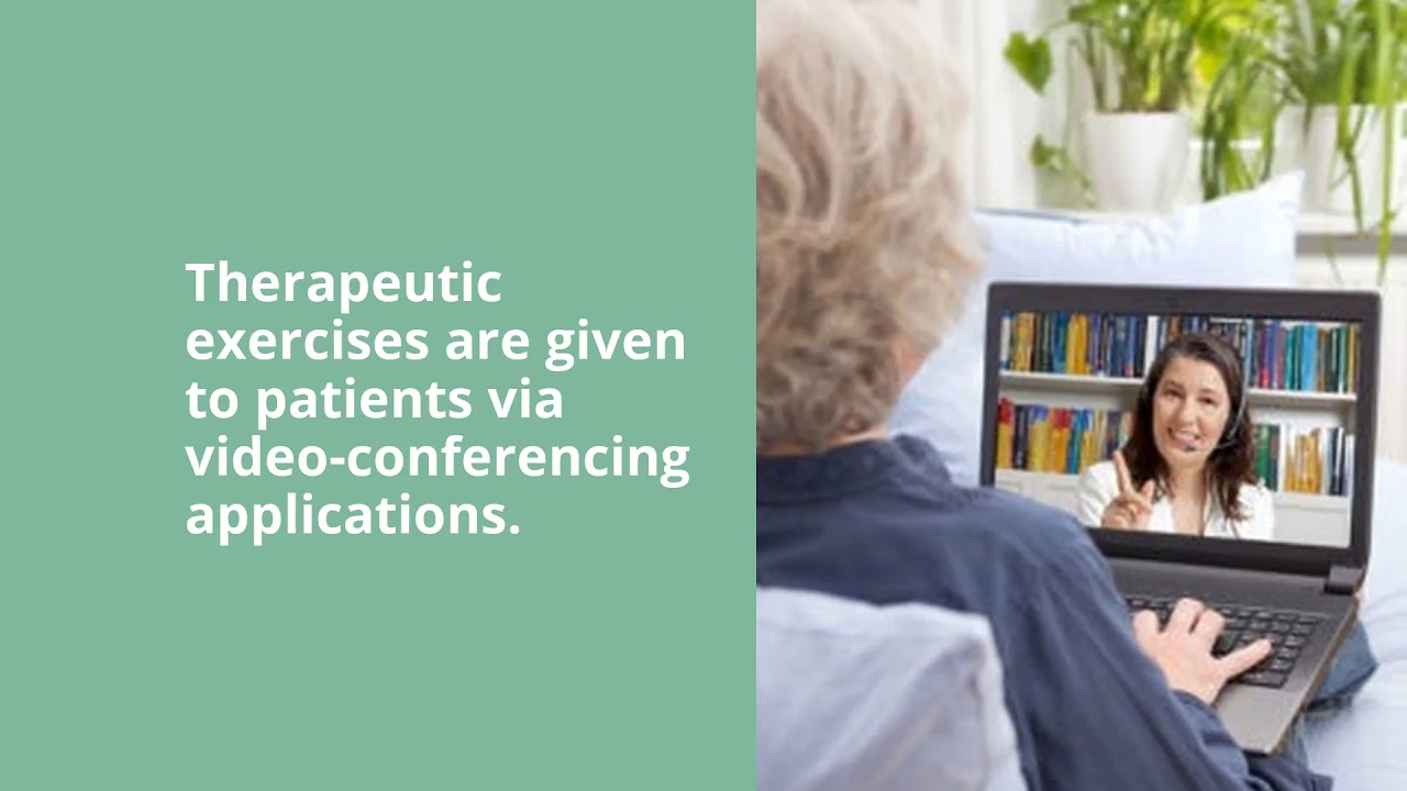 Teletherapy - Digital Patient Care in Speech Therapy | The Therapy Spot