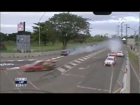 All 2012 V8 Supercar Crashes NO MUSIC