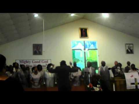 Pastor Samuel Blount and St. James Unity Holy Church  Mass Choir 40th Anniversary Stantonsburg NC