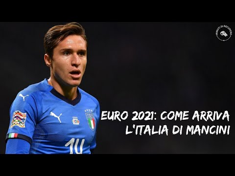EUROPEI 2021: IL CAMMINO DELL'ITALIA DI MANCINI 🔵