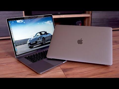 MacBook Pro mit Touchbar REVIEW: Fluch & Segen zugleich - felixba