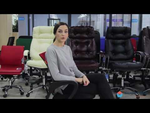 Обзор компьютерного кресла CH 696