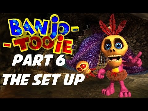 Let's Play Banjo-Tooie, Part 6: The Set Up