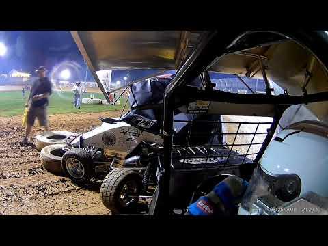 Lanco Speedway 8/26/18 125cc Chase Layser #7L