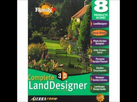 Sierra Land Designer 3D 7.0 (2001)/Visual Home (1996) Sounds U0026 Music