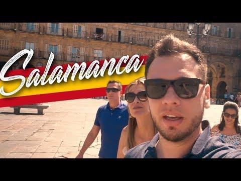 Salamanca Espanha - Cultura e muita balada doida! VLOG | Episode #24