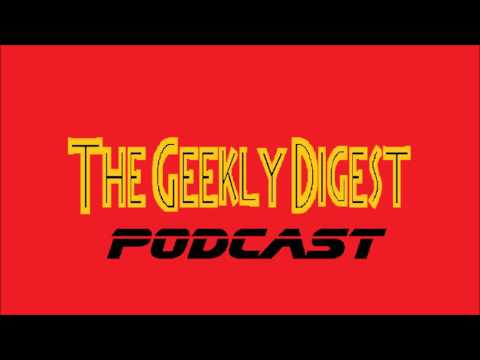 The Geekly Digest Podcast PILOT (The Revenant, Room and Creed)