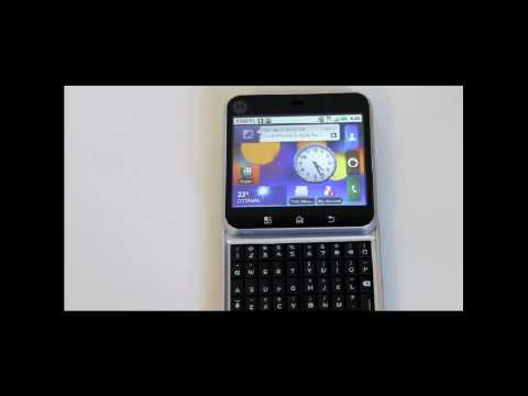 Rogers Motorola Flipout Android Smart PhoneReview