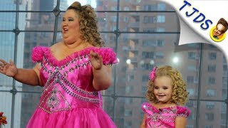 Horrifying Habits Of Beauty Pageant Moms (TJDS)