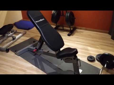 Powerblock Bench Review: Order now with FREE shipping: http://amzn.to/29zy6Hl  http://www.turbopulse.com/powerblock-bench-review/ Time for a Powerblock bench review!   Check out my full review of the Powerblock Bench on my blog, too... http://www.turbopulse.com/powerblock-bench-review/  Talk to you soon!