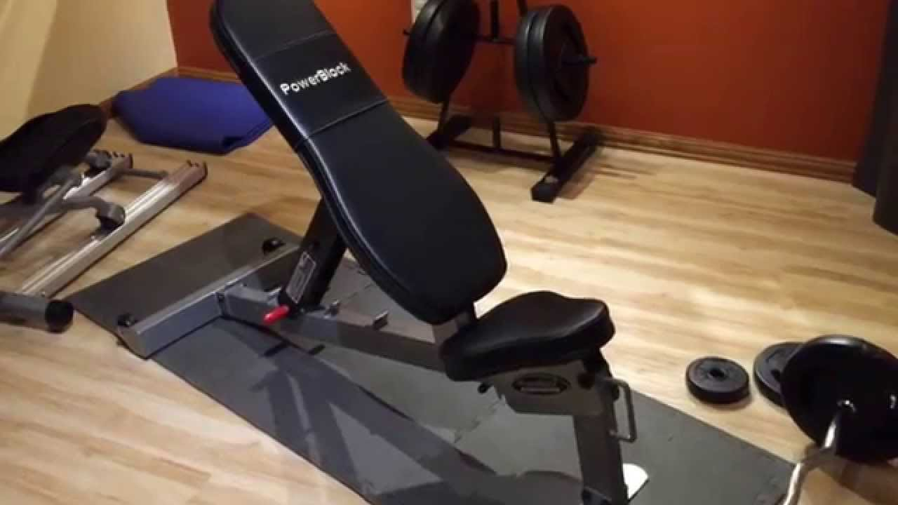 Powerblock Bench Review Youtube
