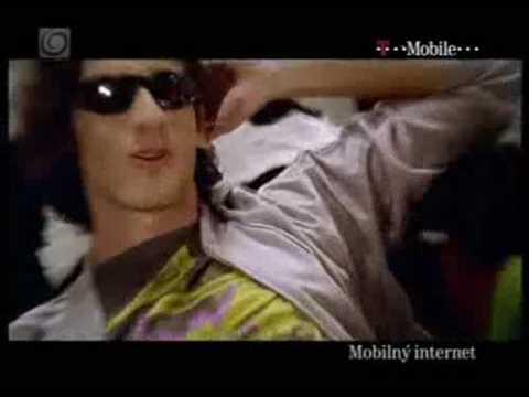 """""""Vianočný mobilný internet"""" - T-Mobile Slovakia - TV Spot 2008"""