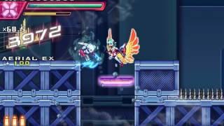 Azure Striker Gunvolt 2 - Babel S+