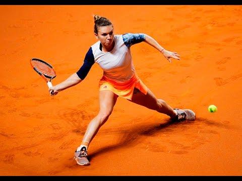 2017 Porsche Tennis Grand Prix Quartferfinals | Simona Halep vs Sevastova | WTA Highlights