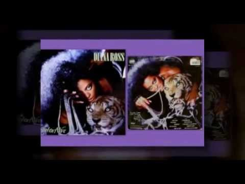DIANA ROSS love on the line