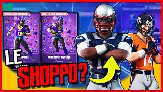 If I WIN This Match SHOPPO THE Skins OF FOOTBALL On Fortnite!!
