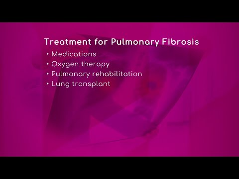 Pulmonary Fibrosis Treatment
