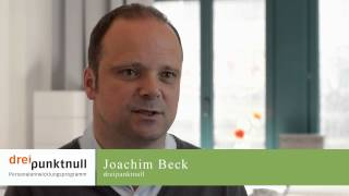 Sustainable Insights - Case Study mit Joachim Beck (BECK UND CONSORTEN GmbH)