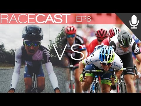 RACECAST ep 6 - Amateur VS Pros  W/Jackson Long from TFF Podcast