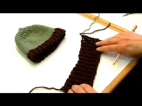How to Crochet Boys' Hats : Crocheting Clothes for Kids