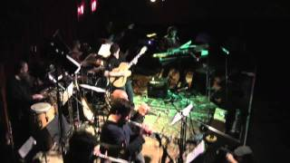 "Cincinnati Hip Hop Soul Band ""Eclipse Movement"" performing Herbie Hancock"