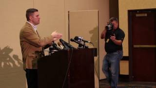 Richard Spencer's press conference highlights