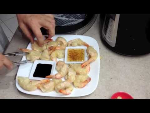 Salmon Prawn Surprise Video Recipe Thermochef cheekyricho