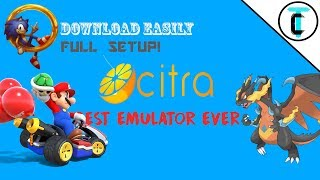 Citra Emulator | Download And Setup | 2017