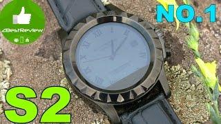 ✔ Смарт часы NO.1 S2 Sun, сравнение с No.1 G2 Smartwatch с Gearbest!(Купить на Gearbest за $54.59 http://goo.gl/DqsZSF Купон
