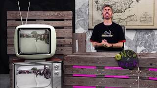 Once a Week 149 - Skateboarding NEWS NOTICIAS