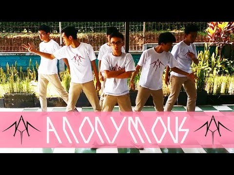 [ANONYMOUS] Superman, Mr. Simple, Sorry-Sorry DANCE COVER (Tribute to Super Junior)