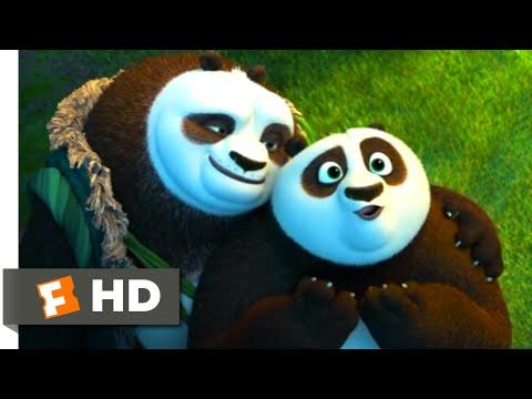 Kung Fu Panda 3 (2016) - Panda Training Scene (5/10)   Movieclips