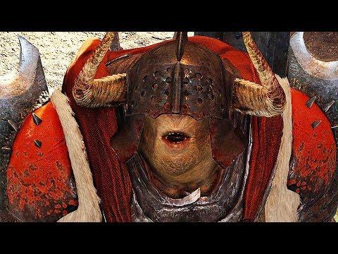 SHADOW OF WAR - HIGH Level 1013 Immortal Overlord Warmonger Citadel Boss Battle