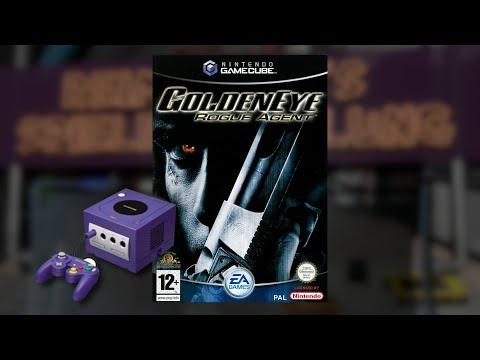 Gameplay : GoldenEye Rogue Agent [GameCube]