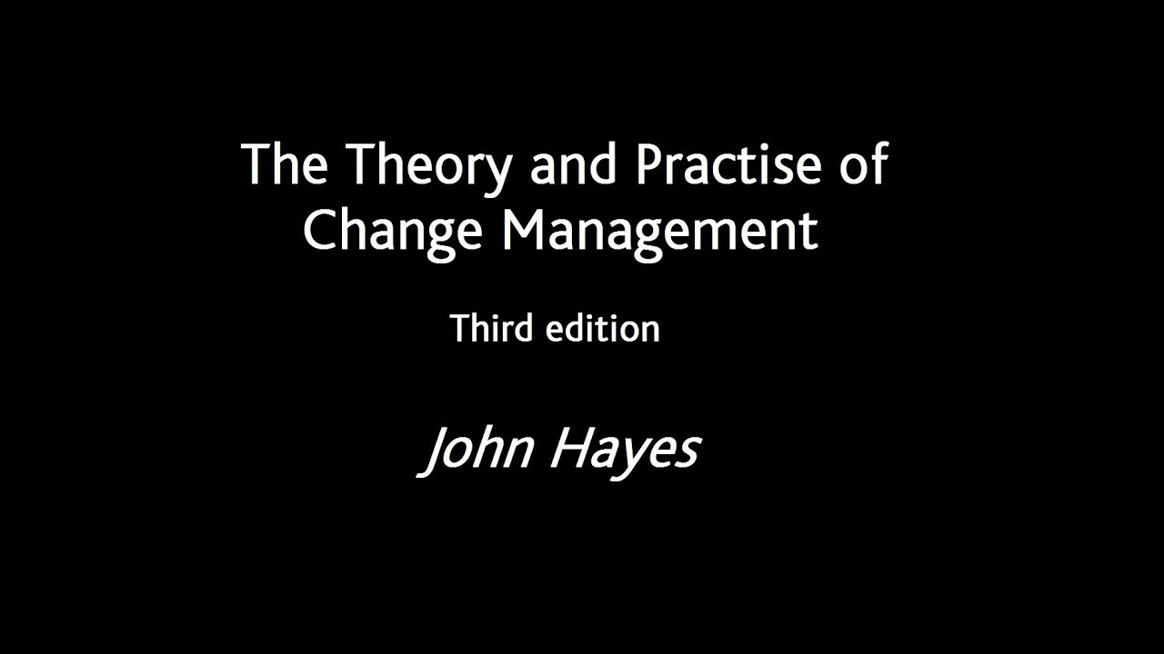 The Theory and Practice of Change Management (5th ed.)