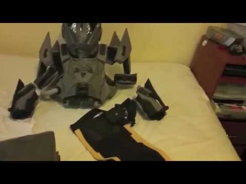 Channel updates and my current project destiny suit