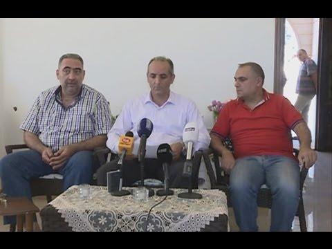Press Conference - 10/07/2016 - خطف طوني جعجع