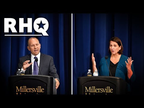 Gun Safety Debate: Jess King DESTROYS GOP Incumbent