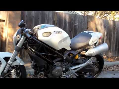 ducati monster 696 batteria
