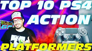 Top 10 PS4 Platformers (ACTION) with a Physical Release - Retro GP
