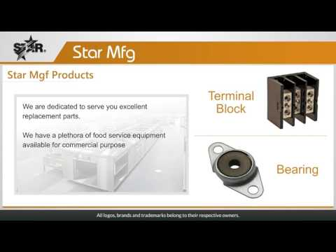 Star MFG Parts     Restaurant Equipment Parts - PartsFPS