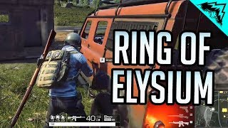 FIRST WIN - Ring of Elysium Gameplay