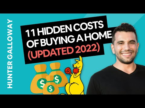 First Home Buyer MISTAKES 😰 11 Hidden Costs When Buying Your First Home In Australia (updated 2020)