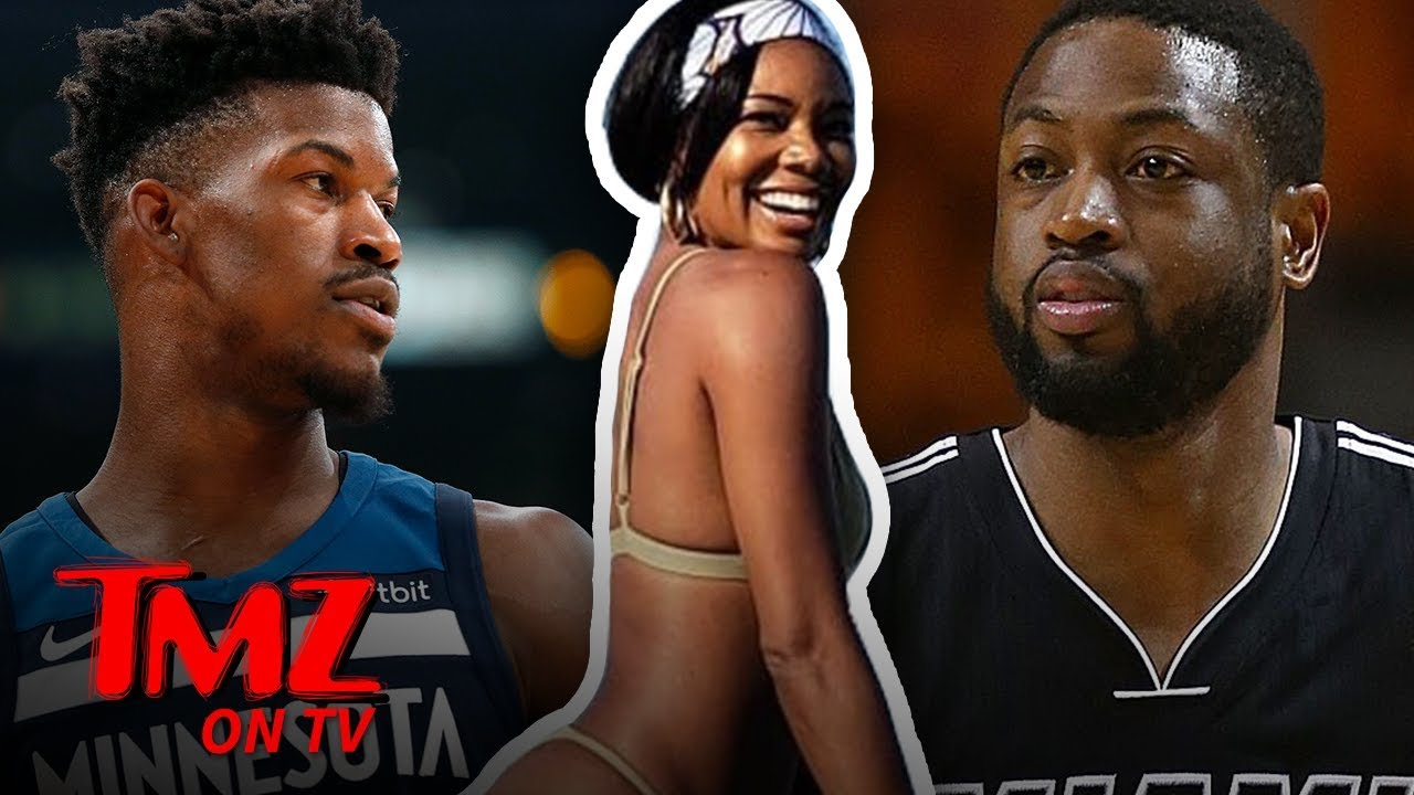 Jimmy Butler Comments On Dwayne Wade Beef Tmz Tv Youtube