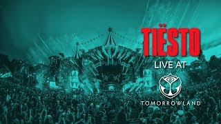 Tiësto Live Tomorrowland 2018