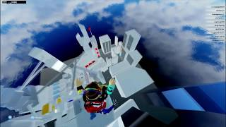 """[Roblox] Runners' Path: Free Roam and Beta Map """"Tallest Building"""""""