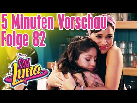 5 Minuten Vorschau - SOY LUNA Folge 82 || Disney Channel