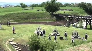 Baixar Salve de tun la Cetatea Alba Iulia
