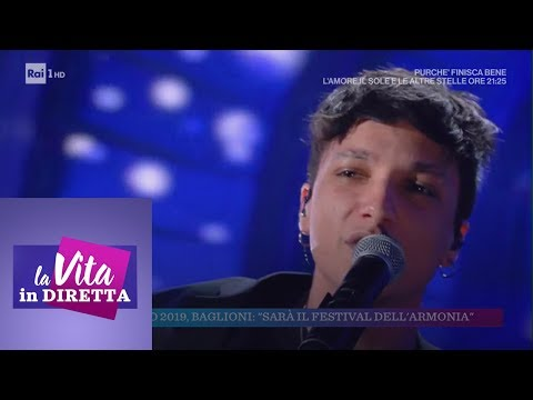 Sanremo 2019, Baglioni: